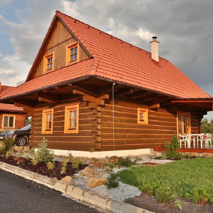 Chata v Slovenskom raji